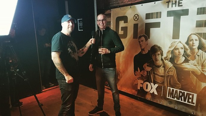Joost serie-expert tvserieskijken FOX the Gifted