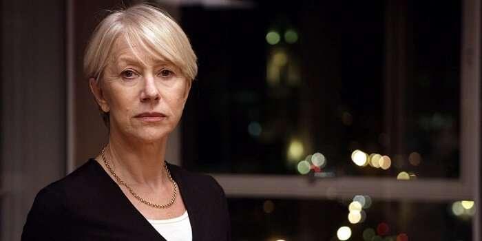 Prime Suspect ITV
