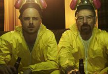 Breaking Bad Jesse en Walter