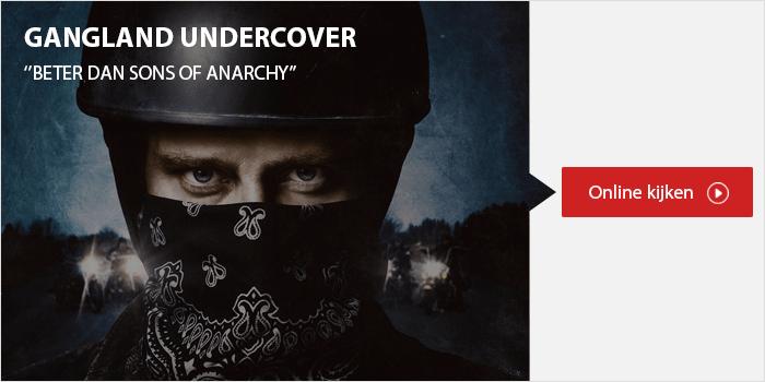 Gangland Undercover kijken