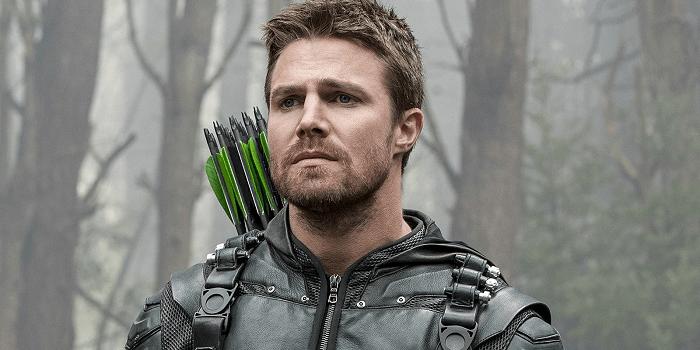 Arrow seizoen 6