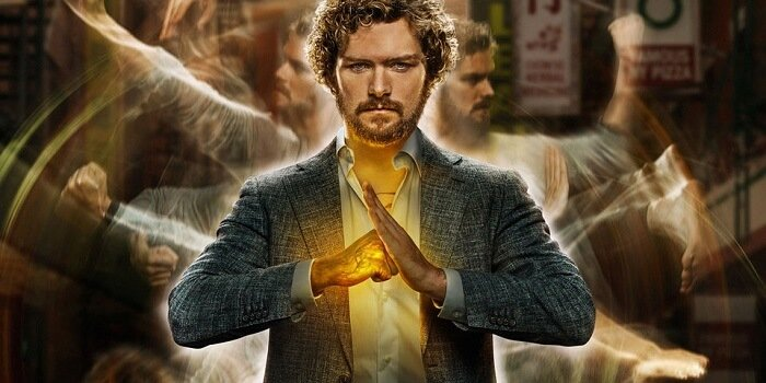Iron Fist Danny Rand