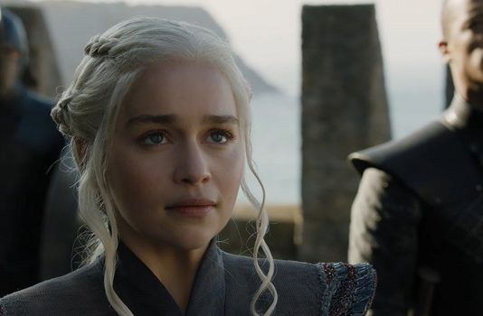 Game of Thrones seizoen 7 Daenerys Dragnstone