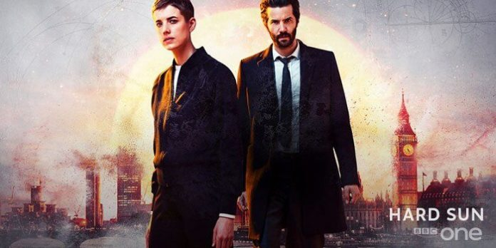 Hard Sun BBC One