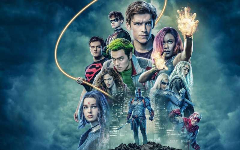 Beste series gebaseerd op DC Comics